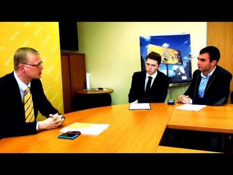 Interview se studenty