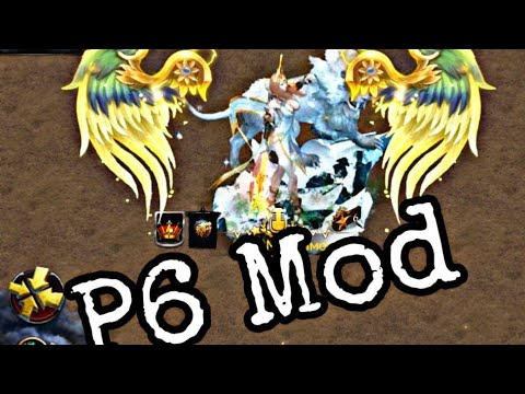 Clash Of Kings P6 Mod - Version 5.22.0 (more Skins) - Russian Mod