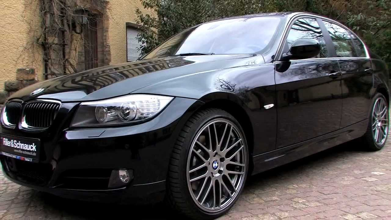 bmw 330d xdrive limousine e90 gebrauchtwagen mit bodenhaftung youtube. Black Bedroom Furniture Sets. Home Design Ideas