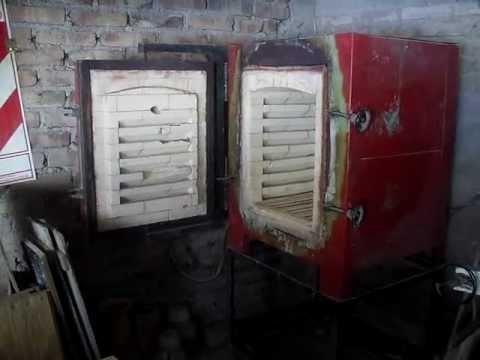 Horno el ctrico para cer mica youtube for Ofertas de hornos electricos