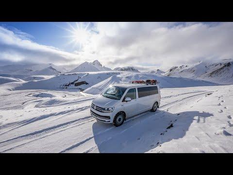 ICELAND   ROAD TRIP   2020   VW T6 4motion  