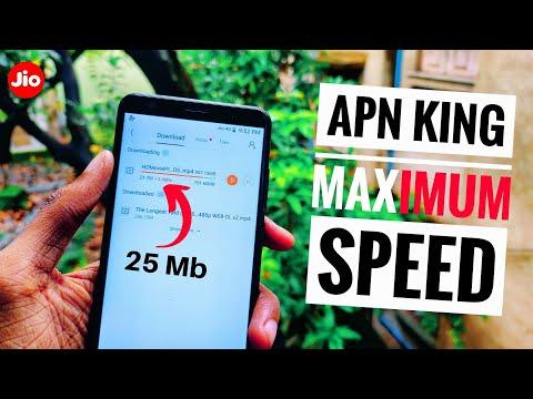 25 Mb Speed Jio New APN Setting To Increase Jio 4G Speed | Jio APN Setting To Increase Jio 4G Speed