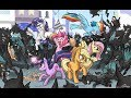 MLP:FIM [FULL PMV] The🍎🦋💎Mane🌈✨🎈6 - Tribute 5 - Salute