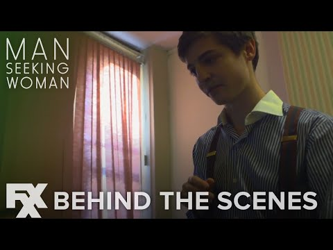 Man Seeking Woman  The Inside Story: Meet Rich  FXX