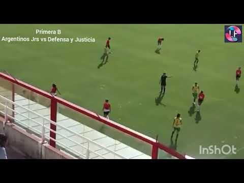 Delfin vs Defensa y Justicia from YouTube