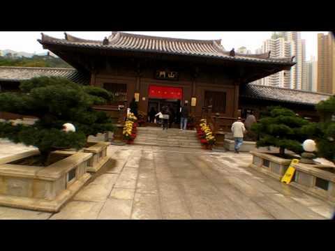【Hong Kong Walk Tour】Chi Lin Nunnery