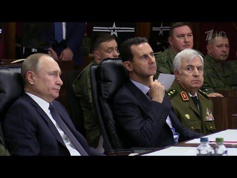 Владимир Путин с