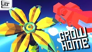 Grow Home Gameplay - BLOSSOMING! PC - Part 6