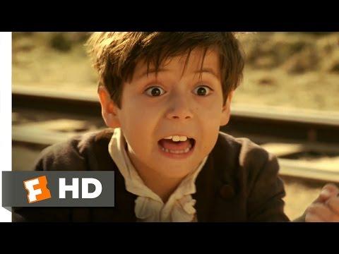 The Legend of Zorro (2005) - Runaway Train Scene (9/10) | Movieclips