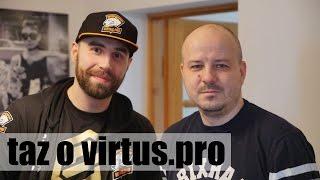 """Rozmawiamy z """"TaZem"""" o kondyncji Virtus.pro"""