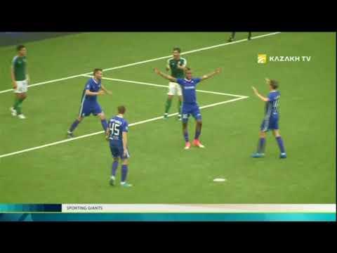 Sporting giants №12 (16.09.2017) - Astana Arena