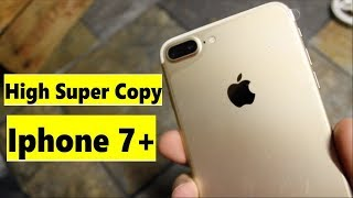 Download Video iphone 7 Plus High Super Master Copy Bangla Review MP3 3GP MP4