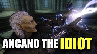 Why Ancano Is Aฑ IDIOT - Elder Scrolls Lore
