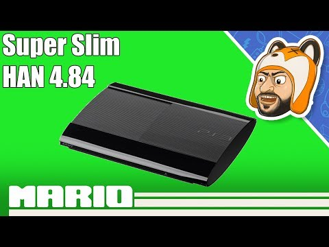 How to Install HAN on Any PS3 on Firmware 4.84   Super Slim Mod
