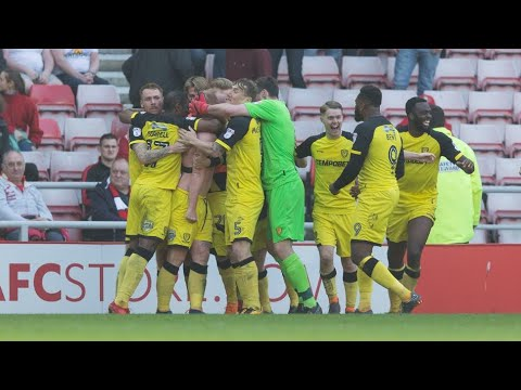 LOST FOR WORDS!!! | Sunderland vs Burton Albion | Matchday Experience