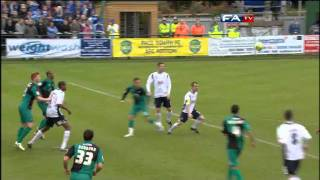 AFC Totton 1-6 Bristol Rovers | The FA Cup 2nd Round 4/12/11