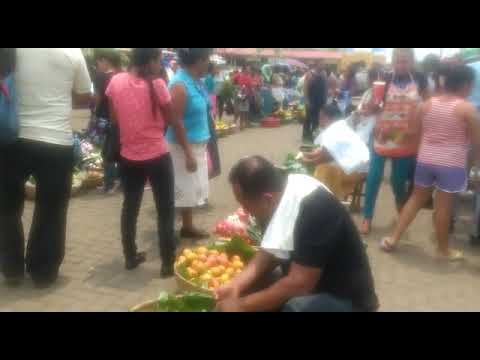 Nahuizalco Market - El Salvador