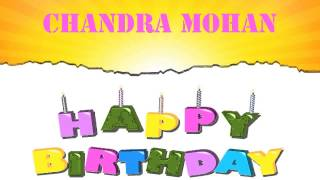 ChandraMohan   Wishes & Mensajes - Happy Birthday