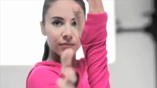 モデルにとってトレーニングは仕事の一部という道端ジェシカさん。「目...