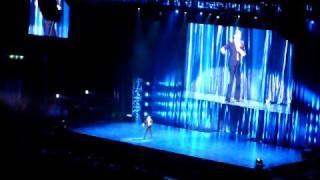 Lee Evans live NIA Thursday 9/10/08