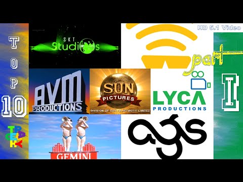 Top-10 Tamil Movie Production Company Intro's I Tech Play I