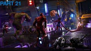 Marvel's Avengers Walkthrough Part 21