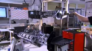 Moteur de la Bugatti Veyron ... une autre planète Mespiecesauto.com