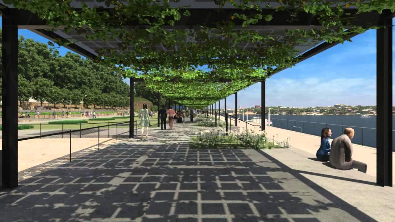 Green Roof Project Coal Loader Platform Youtube