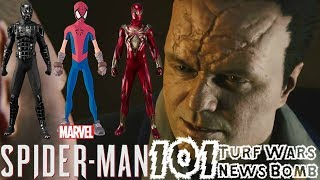 Spider-Man PS4: 101 - Turf Wars News Extravaganza!!! NEW Trailer, Suits Revealed, & More!!!
