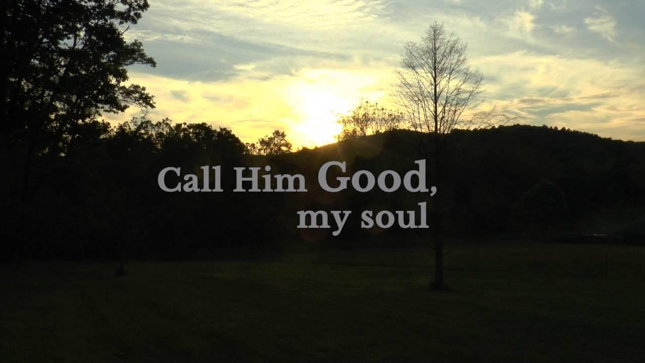 call him good sandra mccracken lyrics - youtube