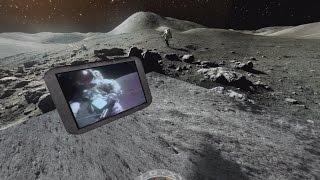 VR Walk on the Moon with Gene Cernan
