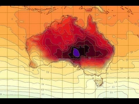 Map Of Australia Youtube.Australia Getting So Hot They Ve Added New Colors To The Weather Map