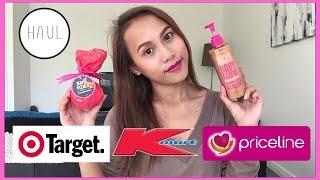 KMart + Target + Priceline HAUL | rhaze