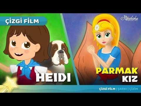 2 Masal | Heidi - Parmak Kız | Adisebaba Masal