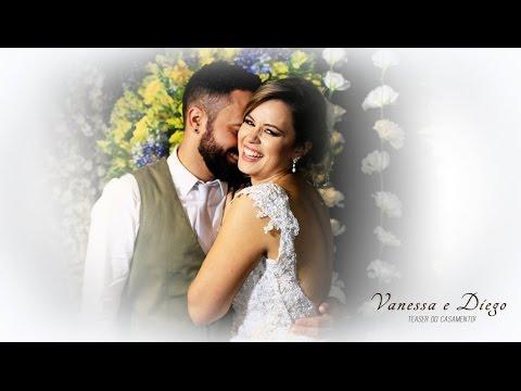 Vanessa e Diego - Teaser da Cerimônia