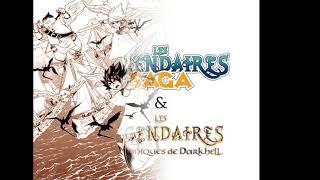 Preview – Les Légenaires Saga & Chroniques de Darkhell!
