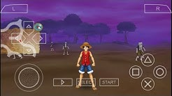Cara Download Dan Install Game One Piece Romance Dawn (English Pathced) PPSSPP Android