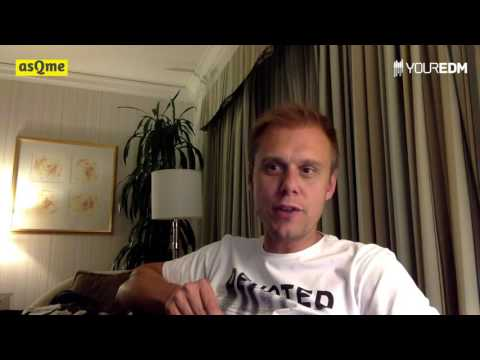 Armin van Buuren discusses the evolution of trance music