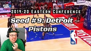 Reacting To Predicting The NBA's 2019-20 Eastern And Western Conference Standings