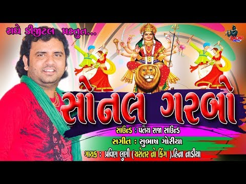 PARVIN LUNI LIVE PROGRAM  RAS GARBA  HD VIDEO  RADHE DIGIGTAL 2018