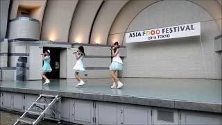 """アジアフードフェスティバル2016"""" 『時東ぁみ企画 第3弾 ベトナムチャリ..."""