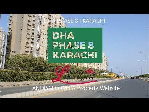 DEFENCE HOUSING AUTHORITY PHASE 8 KARACHI