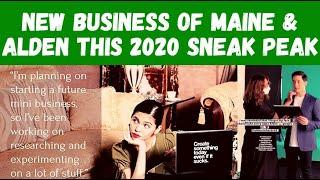 MAINE AT ALDEN, TULOY NA TULOY NA ANG BAGONG JOINT BUSINESS VENTURE NGAYONG 2020