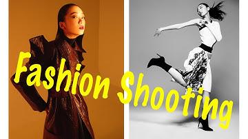 분위기 있는 패션사진 촬영법 ( Fashion Photography )
