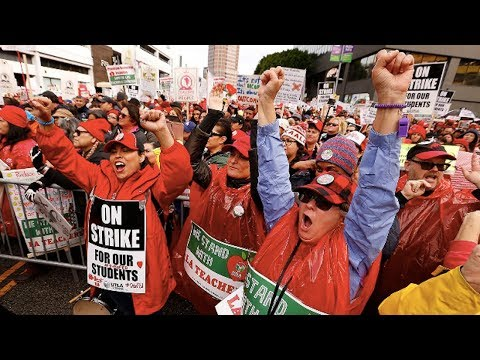 When Teachers Win the People Win & Put Privatization on the