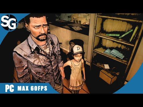 The Walking Dead: The Telltale Definitive Series - Full Season 1 Episode 1 Alternative Walkthrough