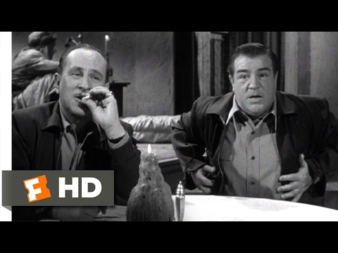 Abbott and Costello Meet the Mummy (1955) - The Medallion of Death Scene (5/10) | Movieclips Mp3