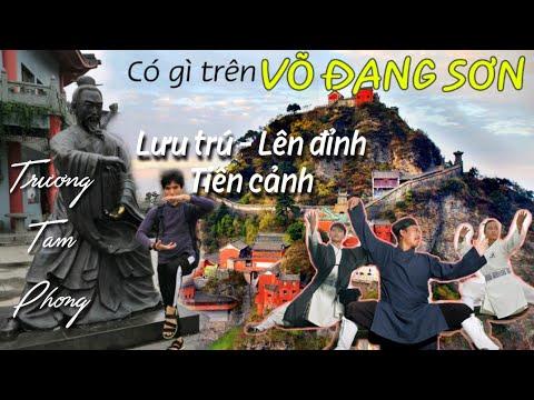 Nhật Ký đến VÕ ĐANG SƠN Bồng Lai Kim Dung