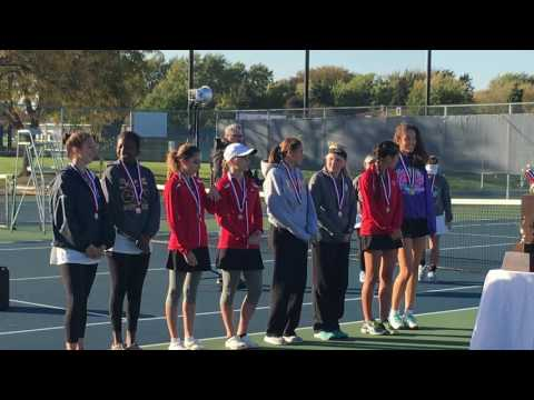 Latin 2016 Tennis IHSA Championship 22Oct16