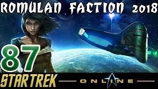 Star Trek Online (PC)   Romulan Faction 2018 [87] (Takedown)